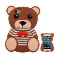 New Deisgn 3D Cute Teddy Bear Phone Case