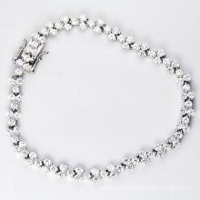 Nueva pulsera de plata de la joyería de la manera de los estilos 925 (K-1776. JPG)