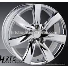 HRTC fixant des roues en alliage rayé pour TOYOTA LEXUS