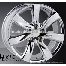 HRTC fixing scratched alloy wheels for TOYOTA LEXUS