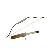 crianças arco e flecha de madeira brinquedos para crianças arco com flechas arco de madeira