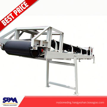 Industrial Stone Crusher used sand sorting conveyer