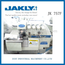 JK-757 hot selling price Industrial overlock sewing machine
