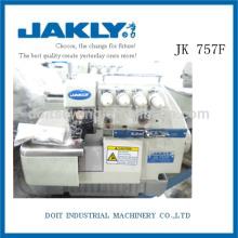 JK-757 preço de venda quente Industrial overlock máquina de costura