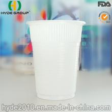 Tazas de consumición de las tazas plásticas disponibles al por mayor para el jugo