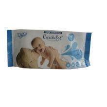 Necessidades diárias lenços umedecidos com aloe vera para bebês