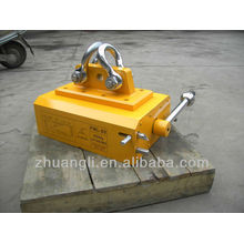 5000 KG permanent magnetic lifter