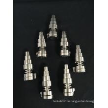Großhandel 3 in 1 Universal Domeless Titanium Nail