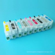 2015 New Surecolor P600 Refillable Cartridge With ARC Chip For Epson P600 T7601-T7609 For Epson Surecolor SC-P600