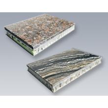 Каменные шпона и сотовые композитные панели