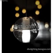 Modern bocci LED Glass Ball Chandeliers 2815/36