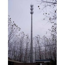 WIFI Broadcasting Steel Mast