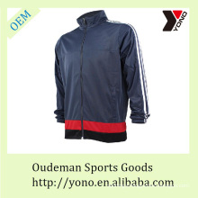 long sleeves soccer tracksuit football tracksuit, sport wear, training coat