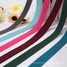 Дешевые пользовательские Цветные блестящие упругие ленты для шорты