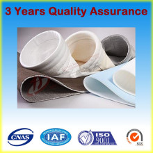 Colector de polvo de bajo precio bolsa de filtro de industria de cemento nomex