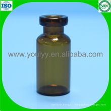 Flacon en verre à injection de 2 ml