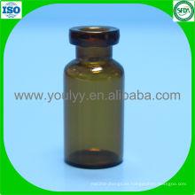Vaso de inyección de vidrio de 2 ml