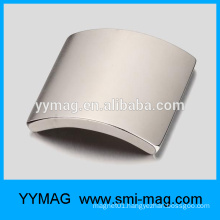 Electric motor neodymium magnets