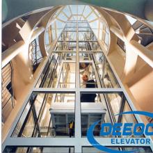 Китай Поставщиком Высокое Качество Все Стекла Экскурсионный Лифт