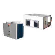 Unidad de aire acondicionado tipo conducto de alta presión estática