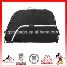 Bike Travel Case for Air Travel Bicycle Protection - Black - New