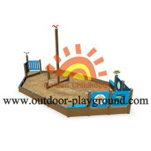 School Playground Sandboxes Equipment Toy