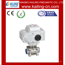 3 PCS Electric Stainless Sreel Ball Valve