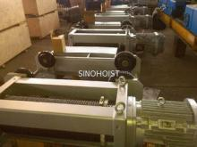 Low Headroom Electric Monorail Crane Hoist For Heavy Indust