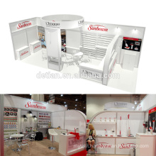 Detian Offer exhibition favoshow exhibit trade show all kinds of designs trade show tent