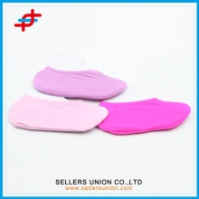 Women Young Girl Colorful Invisible Low Cut Boat Sock Foot Saver