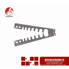 Wenzhou BAODSAFE Lockout Tagout Equipo de seguridad de gas de bloqueo neumático de 8 diferentes agujeros BDS-Q8611