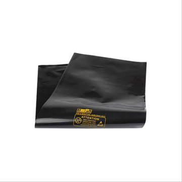 Black ESD Conductive PE Bag