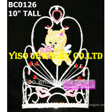 valentine tiara crown