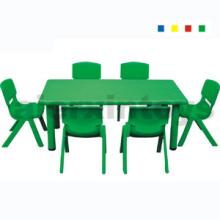 Mesa de escuela de plástico para niños (S80540)