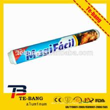 OPP encogimiento película de embalaje de papel de aluminio de cocina para la venta al por mayor