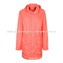 Women's summer long coat, long sleeve, customized sizes/color/logo are acceptedNew