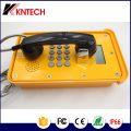 VoIP Telefone Industrial Telefon Knsp-16 mit LCD Display Kntech
