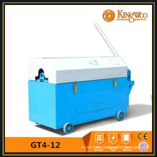 Small type Steel bar straightening machine 4-12 mm