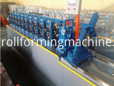 Light Steel Framing Omega Stud Roll Forming Machines