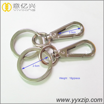Anjing Fashion Snap Big Metal Spring Hook