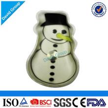 Paquete de calor reutilizable caliente del cojín caliente del gel del masaje de PatchPalm