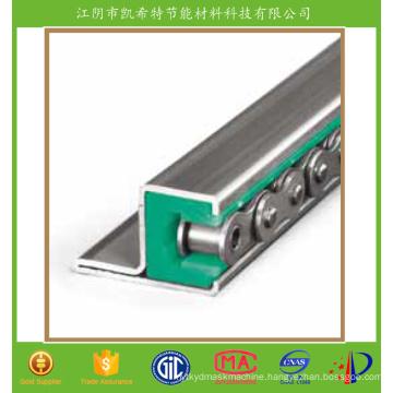 Nylon Chain Guide Rail Better Than UHMWPE