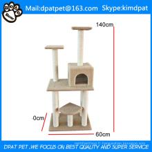 Arbre de chat en gros durable durable imperméable à l'eau