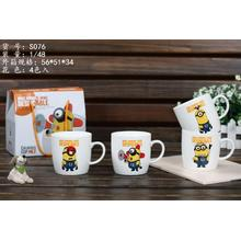 Mejor regalo de Minion adorable taza de café