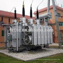 Трансформатор 80mva 110кВ Нефть погруженных типа 66kV
