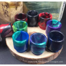 Hot Selling Tfv8 Resin Drip Tip for Tank Can OEM Logo