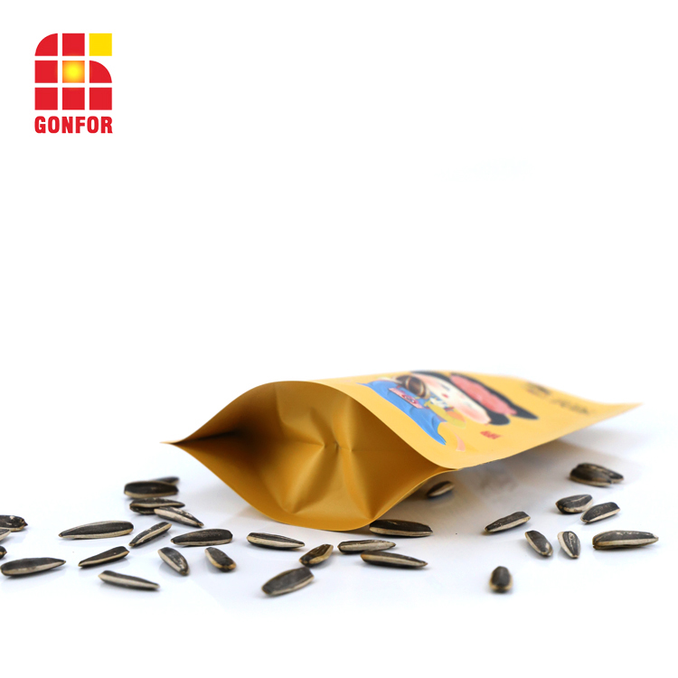 3 Layers Laminated Plastic Bag For Seed Packaging 5