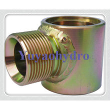 Bsp Hydarulic Fittings Weld in Pipe