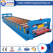PPGI Automatic IBR Steel Roof Making Machine