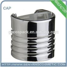 Embouts en caoutchouc en aluminium pour tuyaux recyclés Caps en aluminium Cap